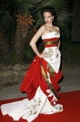 Eva Green at event of The Golden Compass