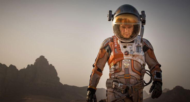 10 Non Sci-Fi Books for 'The Martian' Fans