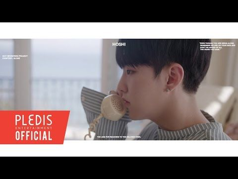 2017 SEVENTEEN Project Chapter1. Alone Trailer #HOSHI(호시) - YouTube