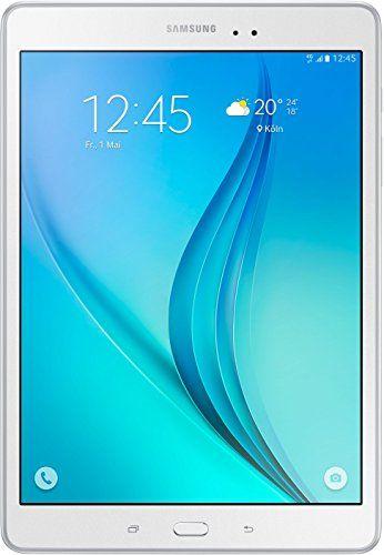 "awesome Samsung Galaxy Tab A 9.7 LTE - Tablet de 9.7"" ( Quad Core de 1.2 GHz, 16 GB, Android 5.0 Lollipop), negro (importado de Alemania)"