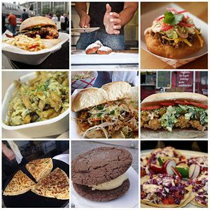 Best Seattle food truck dishes!