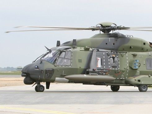 Honeywell is working with the Army to have helicopters transmit more data faster through a helicopter's rotor wash allowing pilots to send videos faster and better communicate with headquarters. Ar...