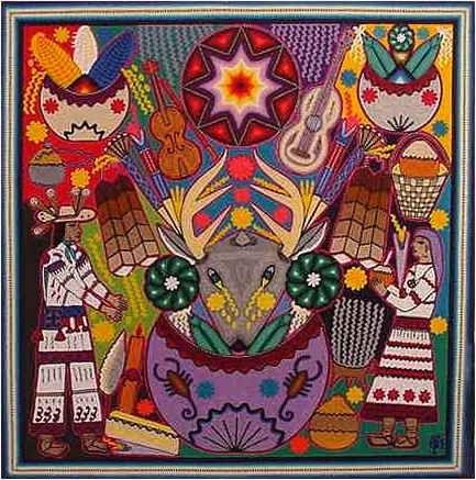 el dios trinario, Hikuri