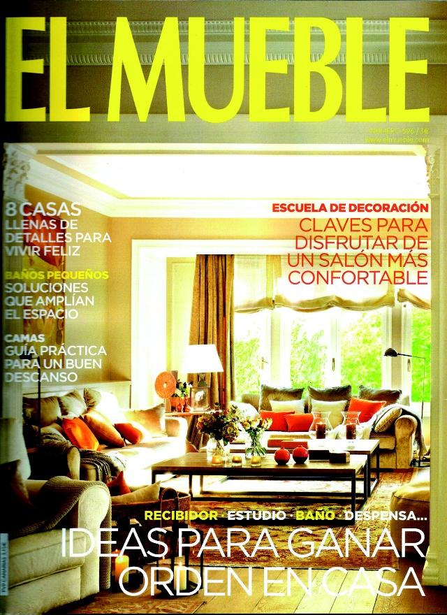 TIËSTO BCN, Revista EL MUEBLE.