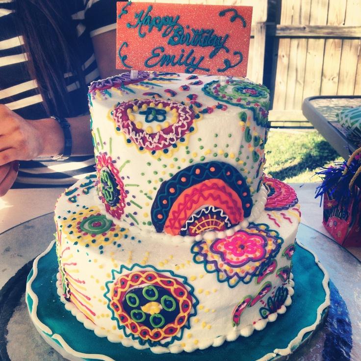 20th Birthday Ideas My Cake