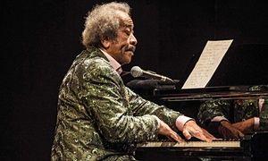 10.11.15. Allen Toussaint. Jazz musician.
