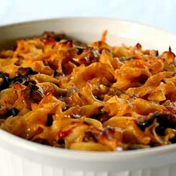 Casserole Dinner Recipe