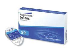 Soczewki SofLens 59 6szt.