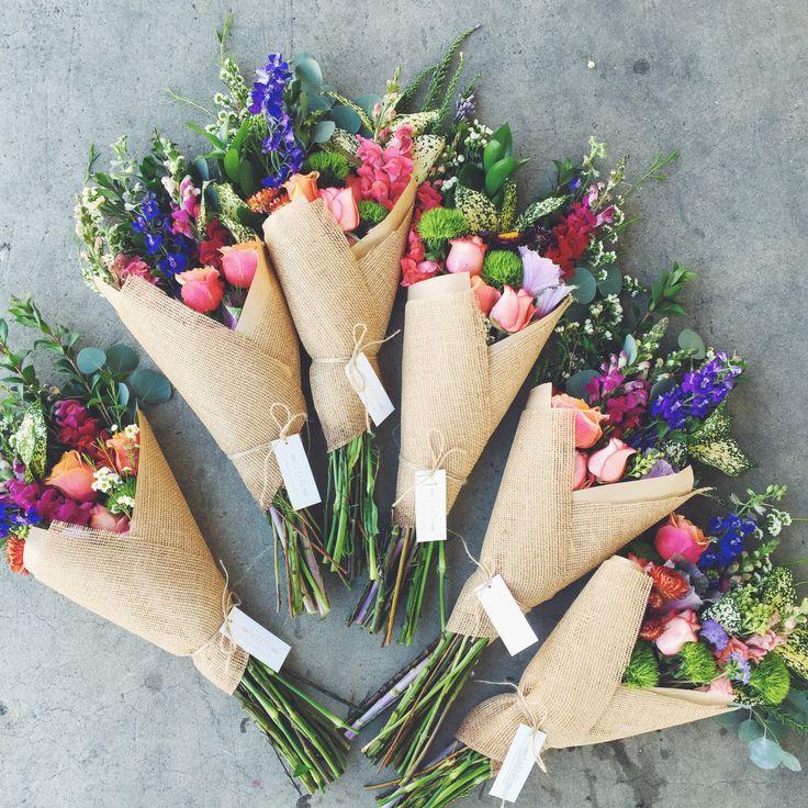 Valley Brink Road bouquets