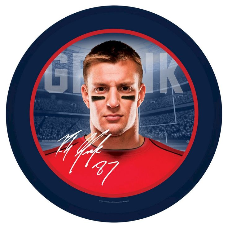 Kan Jam Gronk Game Face Flying Disc - Multicolor,