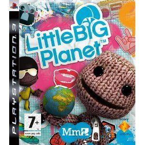 Little Big Planet. Incredibly fun! (and amazing music).