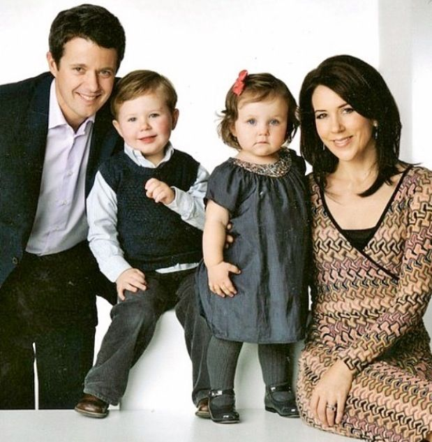 311 best royalty of denmark images on pinterest royal families crown prince fredrik of denmark crown princess mary and their children prince vincent and princess sciox Image collections