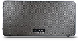 (logo voorbeeld) Draadloze muzieksystemen van Sonos maken HiFi van WiFi | Sonos