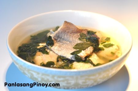 Fish in Ginger Soup Recipe