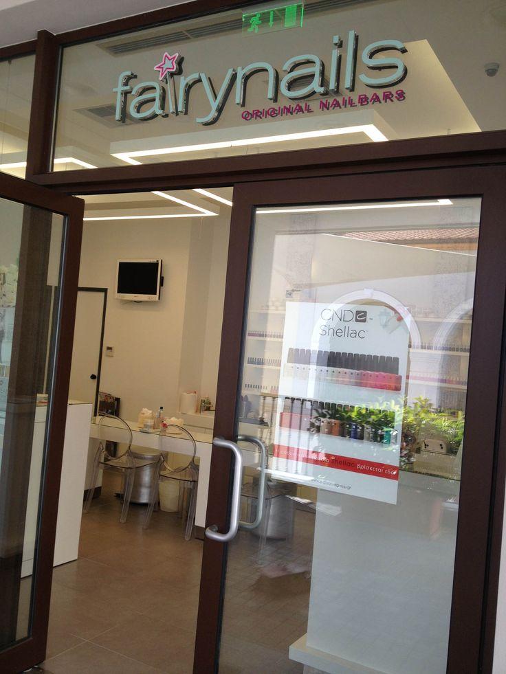 Happy hour @ Fairynails στο McArthurGlen Designer Outlets!  Από Δευτέρα έως Πέμπτη 13:00 - 16:00  μανικιούρ - πεντικιούρ 30 ευρώ Shellac + 7 ευρώ (αντί 14) και  vinylux + 2 ευρώ (αντί 4)
