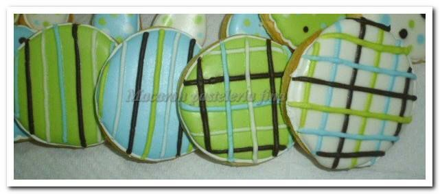 Galletitas baby shower