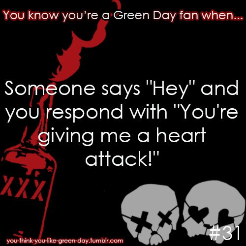 You Like Green Day?