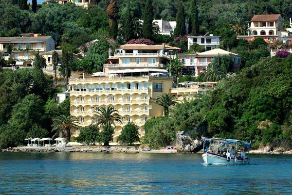 5 floors #hotel totaling 50 en suite rooms, #realestate #investingreece #Greece #Corfu