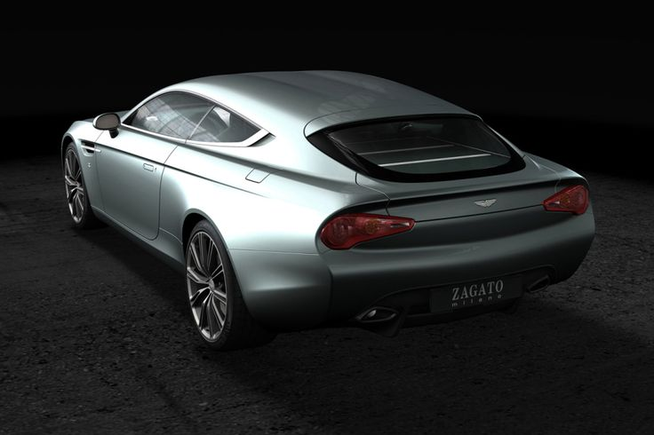 Image of Aston Martin Virage Shooting Brake Zagato