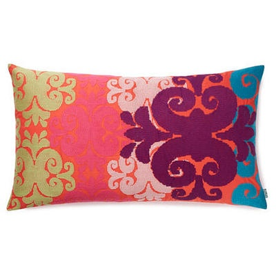 Totem 15x27 Pillow, Pink by One Kings Lane $95
