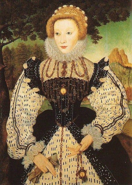 Philosophy: Fashion Queen Elizabeth I