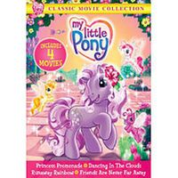 My Little Pony: Classic Movie Collection DVD