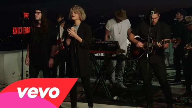 """Hillsong UNITED performs """"Touch The Sky"""" from the top of the Capitol Records Tower in Los Angeles. """"Touch The Sky"""" is available on EMPIRES here: http://smart..."""