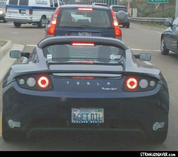 Marvelous Cool Car Plates