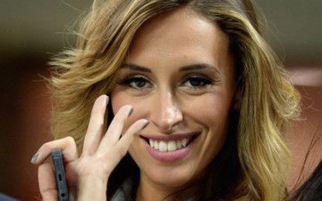 Quando la fidanzata di Allegri insultava la Juventus e Marotta #gloriapatrizi #massimoallegri #calcio