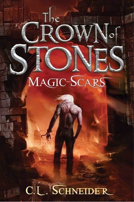 #IndieBooksBeSeen: Book Release: The Crown of Stones: Magic-Scars by ...