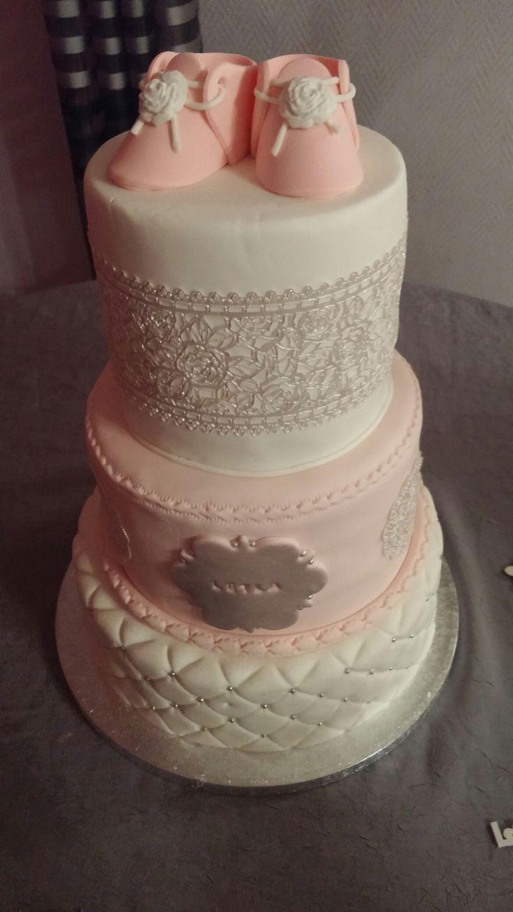 Gateau wedding cake bapteme