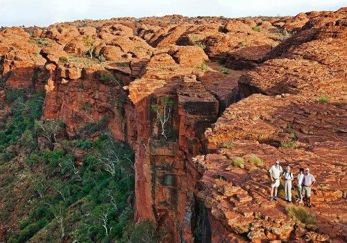 Kings Canyon in the Red Centre, Northern Territory