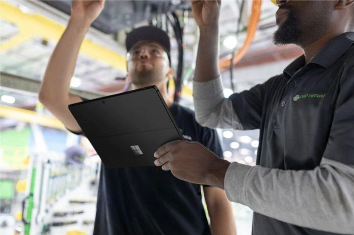 Microsoft Surface Pro 6 Ultra-light and versatile   WorthPin