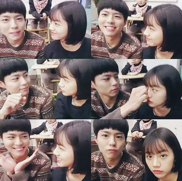 Park Bo Gum Discusses His Experience Kissing Hyeri | Koogle TV