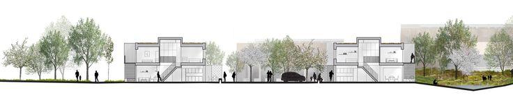 Galeria de White Arkitekter dilui os limites entre o artificial e o natural em…