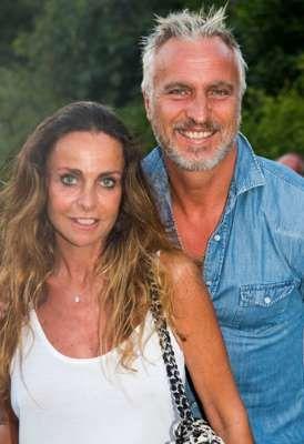 David Ginola : son fils confirme le divorce de ses parents et tacle la nouvelle petite amie de son père