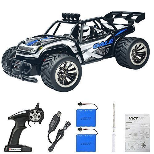 Kids Electric RC Car Monster High Truck Best Gift Toys Christmas Birthday NEW #MRHESUS