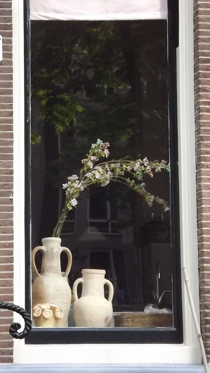 window - Amsterdam