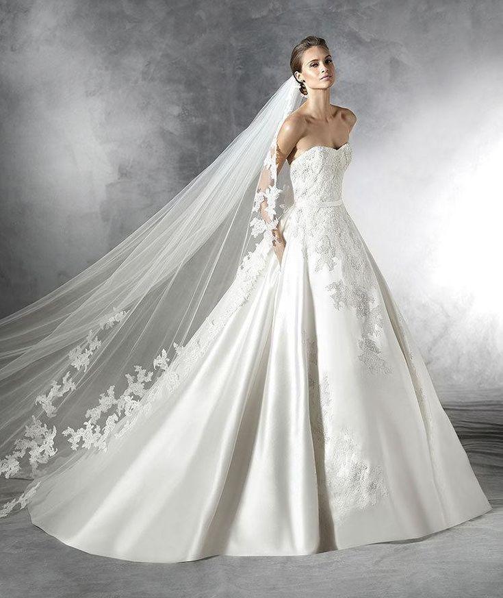 Pronovias abiti da sposa collezione 2016