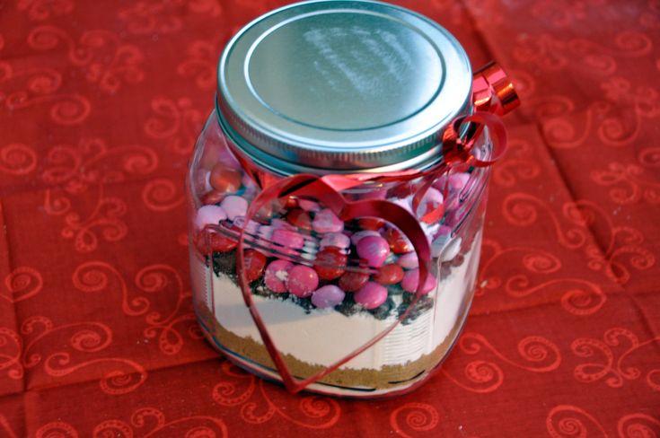 DIY Cookie Mixes in a Jar