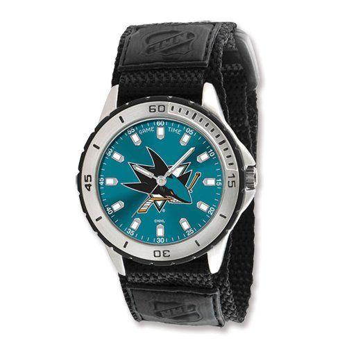 Mens NHL San Jose Sharks Veteran Watch Jewelry Adviser Nhl Watches. $28.00