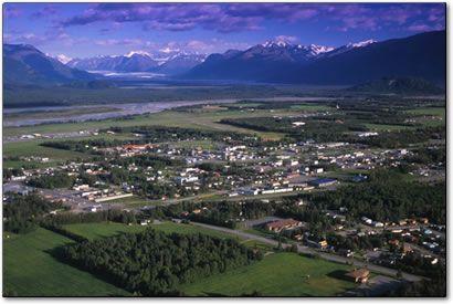 Palmer, Alaska. My town.