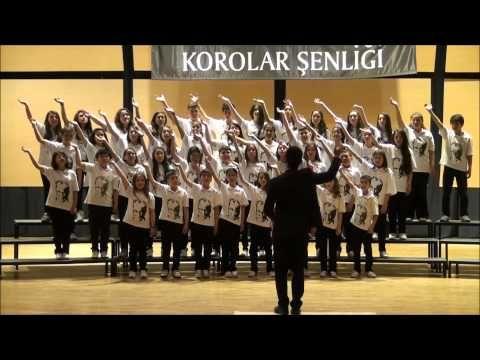 KASTAMONU CİDE YBO KOROSU POLİFONİK KOROLAR ŞENLİĞİ 2015 - YouTube