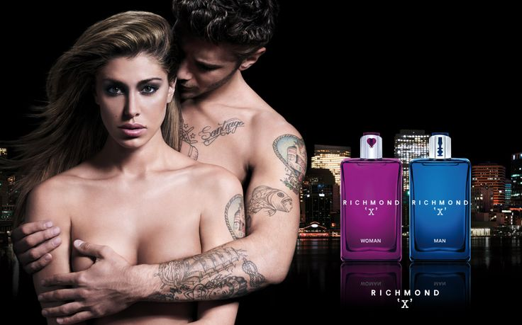 "The new fragrance for her and for him by Richmond ""X"" Perfumes!  Belen Rodriguez and Stefano De Martino love it, what are you waiting for?  Go and Buy it!  #fragrance #belenrodriguezreal #stefanodemartino #richmond #belenestefano #love #perfumes #johnrichmondofficial #mazzolari #follower #followme"