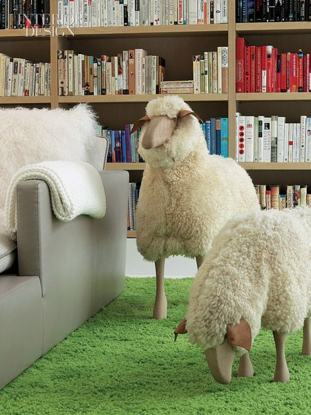 maybe @Annie B will have these in her home!! perhaps they will be llamas!