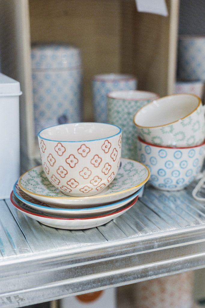 Bloomingville Emma tableware Start your collection now, www.bloomingvillestore.co.uk