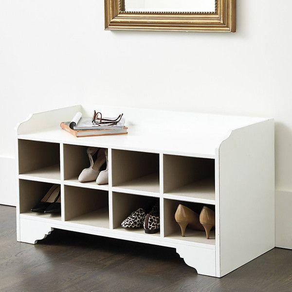 Lujo Muebles De Almacenamiento De Banco Cubículo Colección de ...
