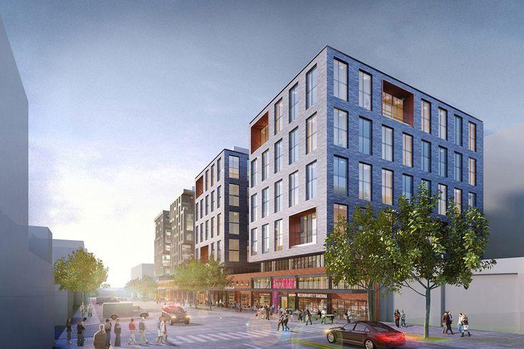1270 4th Street, NE | Shalom Baranes Associates, Architects