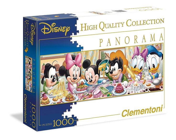 Clementoni 39263.6 - Puzzle Disney Panorama Kollektion Disney Babies, 1000 Teile: Amazon.de: Spielzeug