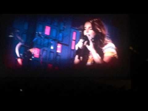 """Lana Del Rey performing """"Why Don't You Do Right""""(Peggy Lee Cover) live in The Woodlands, TX #LDR #Endless_Summer_Tour"""